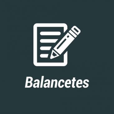 BALANCETES
