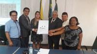 Caesa apresenta projeto de ampliação do sistema de abastecimento de água em Calçoene